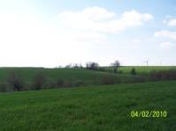 Landschaft bei Keesow