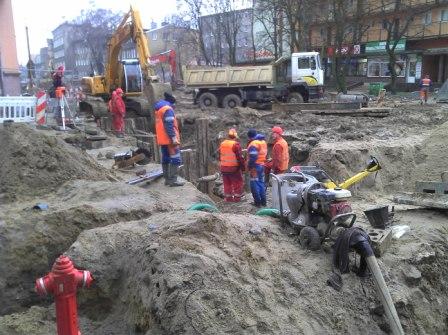 Auch Zwischen Den Jahren Wird Rangeklotzt Baurapport Aus Stettin