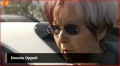 Betroffen vom Internet im Schneckentempo: Casekows Bürgermeisterin Donata Oppelt