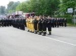 Geleöbnis der Kameraden der Freiwilligen Feuerwehr