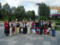 Gruppenbild auf dem Bollwerk