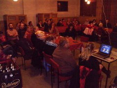 Zahlreiche Besucher aus der Region Uckermark/Randow folgten der Einladung nach Krackow (© A. Schwarze)