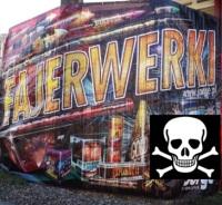 Gefährlich!!! (Bild & nMontage www.gemeinde-tantow.de)
