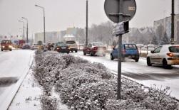 Gryfino im letzten Winter Bild: pogranicze24.pl