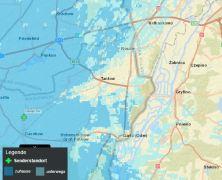 Tantow, Mescherin und die Stadt Gartz haben wenig Chance auf DAB+. Grafik: IMDR