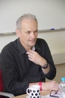 Paweł Bartnik von der Szczeciner Repräsentanz der Pomerania wünscht sich auch Verbesserungen im grenzübergreifenden Gesundheitssystem. Foto: asc