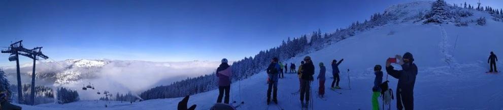 Winterlandschaft in den Bergen. Symbolbild: A. Schwarze (asc)